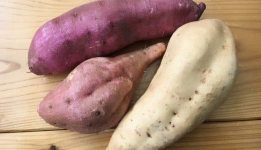 The history of Satsuma -imo (Sweet potato)